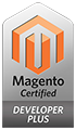 magento developer plus Certification