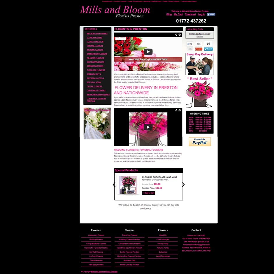 mills and bloom
